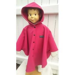 Veste Piet numéro 36 en polaire double face peut être portée sur l'envers