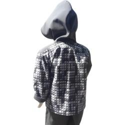 Veste Mondrian pour enfant Augustine Métro